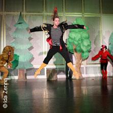 Der Karneval der Tiere (Ballett) - Oper Leipzig in LEIPZIG * Opernhaus Konzertfoyer,