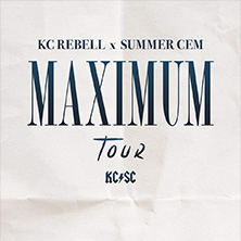KC Rebell & Summer Cem in Oberhausen, 21.11.2017 - Tickets -