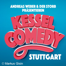 Kessel Comedy - Die Standup Show in Stuttgart, 06.04.2018 - Tickets -