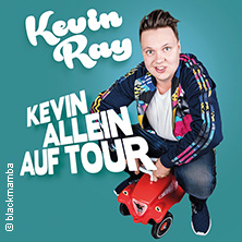 Kevin Ray: Kevin allein auf Tour in MAGDEBURG * Festung Mark