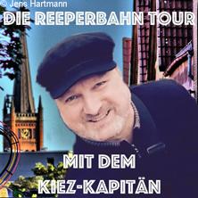 Kiez-Kapitän Reeperbahn & Kieztour in HAMBURG * Spielbudenplatz vor der Davidwache,