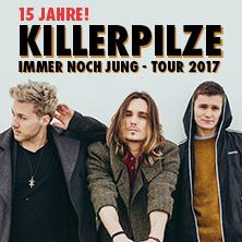 Killerpilze: Immer noch Jung Tour 2017