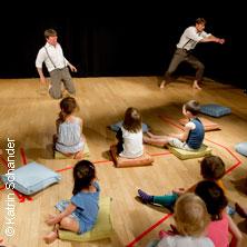 Unterm Kindergarten - Stadttheater Aschaffenburg  Tickets