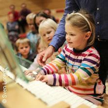 Karten für Orgelvorführung für Kinder in Essen