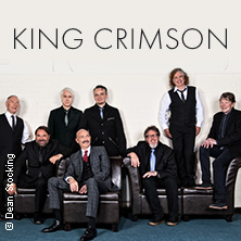 King Crimson in Berlin, 02.07.2018 - Tickets -