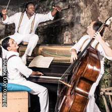 Karten für Classic meets Cuba II - Klazz Brothers & Cuba Percussion in Berlin
