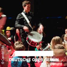 E_TITEL Deutsche Oper Berlin, Tischlerei
