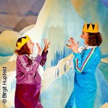 Karten für Ein König zu viel - Theater Dortmund in Dortmund