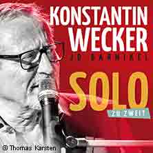 Konstantin Wecker - Solo zu zweit