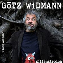 Götz Widmann - Solo & Support: Jakob Heymann