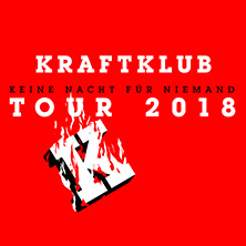 Kraftklub in Wien, 23.02.2018 - Tickets -