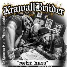 Krawallbrüder Mehr Hass Tour 2018 in LAHR * Universal D.O.G.,