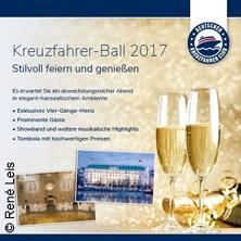 Karten für Kreuzfahrer-Ball 2017 in Hamburg