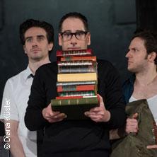 Kurze Interviews mit fiesen Männern - Schauspielhaus Bochum in BOCHUM * Theater Unten,