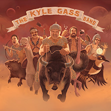 Kyle Gass Band: Thundering Herd 2017