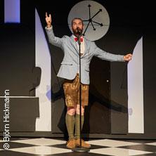 Der Lebkuchenmann - Rheinisches Landestheater Neuss in NEUSS * Schauspielhaus Neuss,