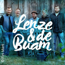 Lenze & De Buam Karten für ihre Events 2017