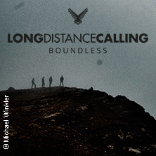 Long Distance Calling: Boundless - Tour in BREMEN * Tower Musikclub