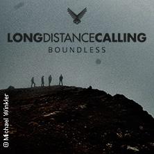 Long Distance Calling in Bremen, 04.03.2018 - Tickets -
