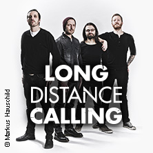 Long Distance Calling - An Evening with Satellite Bay