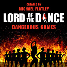 Lord of the Dance: Dangerous Games 2018 in MÖNCHENGLADBACH * Red Box,