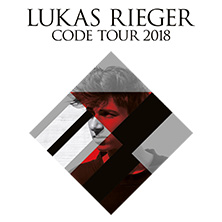 Lukas Rieger: Code Tour 2018 in HAMBURG * Grosse Freiheit 36