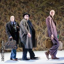 Drei Männer Im Schnee - Schauspielhaus Bochum Tickets