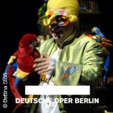 Karten für Das Märchen von der Zauberflöte - Deutsche Oper Berlin in Berlin