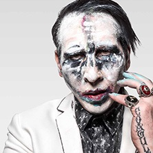 Hard & Heavy: Marilyn Manson Karten