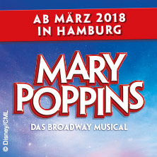 MARY POPPINS – Das Musical