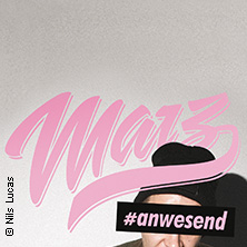 Marz: #anwesend Tour 2017 Tickets