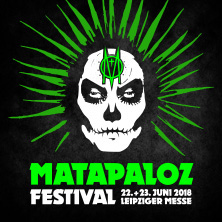 MATAPALOZ Festival - Camping in LEIPZIG, 22.06.2018 - Tickets -