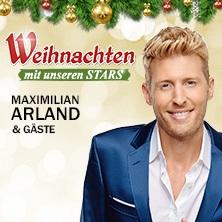 Weihnachten mit unseren Stars: Maximilian Arland und Gäste