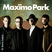 Maximo Park in Wiesbaden, 30.09.2017 - Tickets -