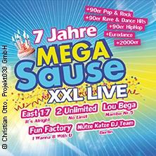 Party: 7 Jahre Mega Sause Xxl Live Karten