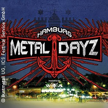 Hamburg Metal Dayz 2017 Tickets