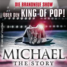 Michael - The True Story Karten für ihre Events 2017