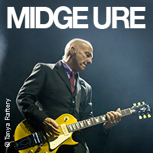Midge Ure Mit Band Electronica Tickets