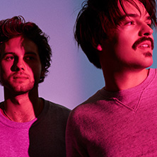 Milky Chance: The Blossom Tour 2017