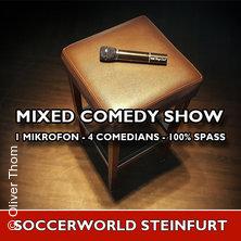 Mixed Comedy Show - Steinfurt in STEINFURT * SoccerWorld Steinfurt,