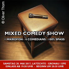 Mixed Comedy Show - Gronau-Epe