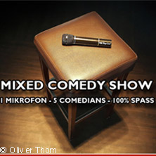 Mixed Comedy Show in Steinfurt