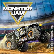 Motorsport: Monster Jam Karten