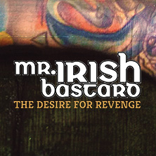Mr. Irish Bastard: Desire for Revenge Tour in CHAM * L.A. Live-Style-Cafe,