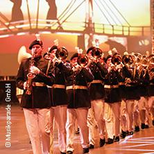 Musikparade 2018 - Europas größte Tournee der Militär- und Blasmusik