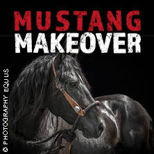 Mustang Makeover 2018  03. – 05. August 2018 Tickets