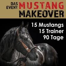 Reitsport: Mustang Makeover 2017 Karten