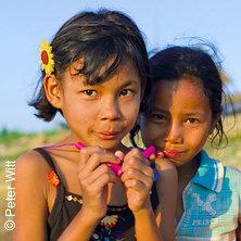 Peter Witt: Myanmar Hautnah - Multivisionsvortrag Tickets