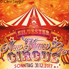 New Years Eve Circus Tickets