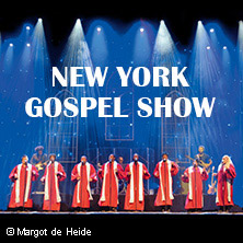 New York Gospel Show Tickets